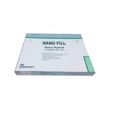 AMMDENT NANO FILL HYBRID COMPOSITE KIT